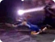 Patricia falling