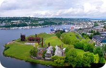 Gasworks Park, Seattle