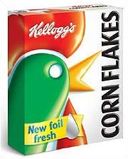 Kellogg Corn Flakes Package