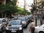 Hamra street, Beirut