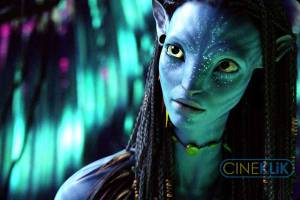 Neytiri, princess of the Na'vi Omaticaya Clan