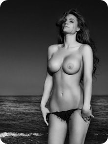 Cristina Del Basso boobs