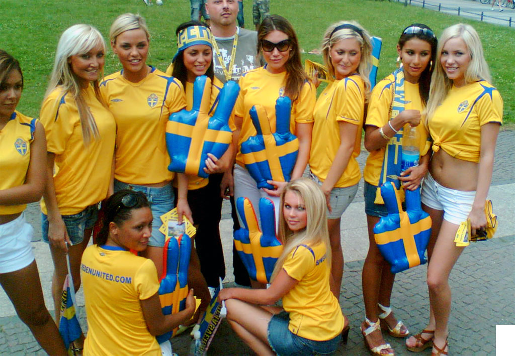 swedish chicks