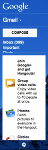 Google Hangout to replace Google Talk?